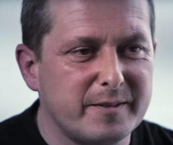Thomas, der nach jahrelanger Heroin- und Methadonabhängigkeit durch ANR frei wurde